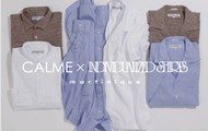 CALME × INDIVIDUALIZED SHIRTS