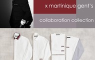 YUKIHIRO TAKAHASHI×martinique gent's collaboration collection