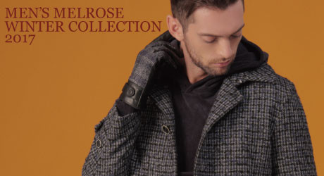 2017 Men's Melrose Winter Collection
