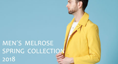 2018 Men's Melrose Spring Collection