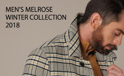 2018 MEN'S MELROSE Winter Collection