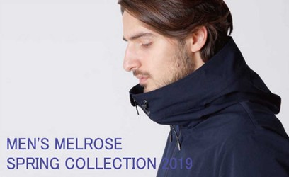 2019 MEN'S MELROSE Spring Collection