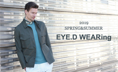 2019 EYE.D.WEARing SPRING&SUMMER