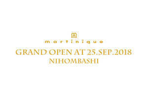 GRAND OPEN at NIHOMBASHI