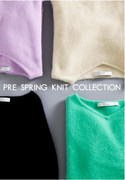 PRE SPRING KNIT COLLECTION