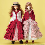 【Super DollfieⓇ meets PINK HOUSE】のご紹介