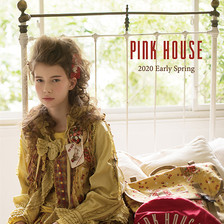 PINK HOUSE 2020 Early Spring COLLECTION ムービーのお知らせ