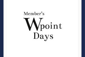 Member's WPoint Days